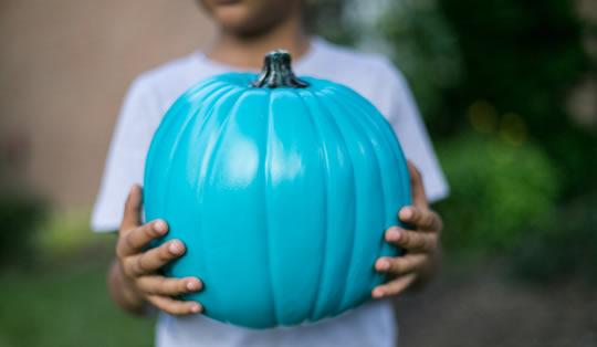 About pumpkin hands