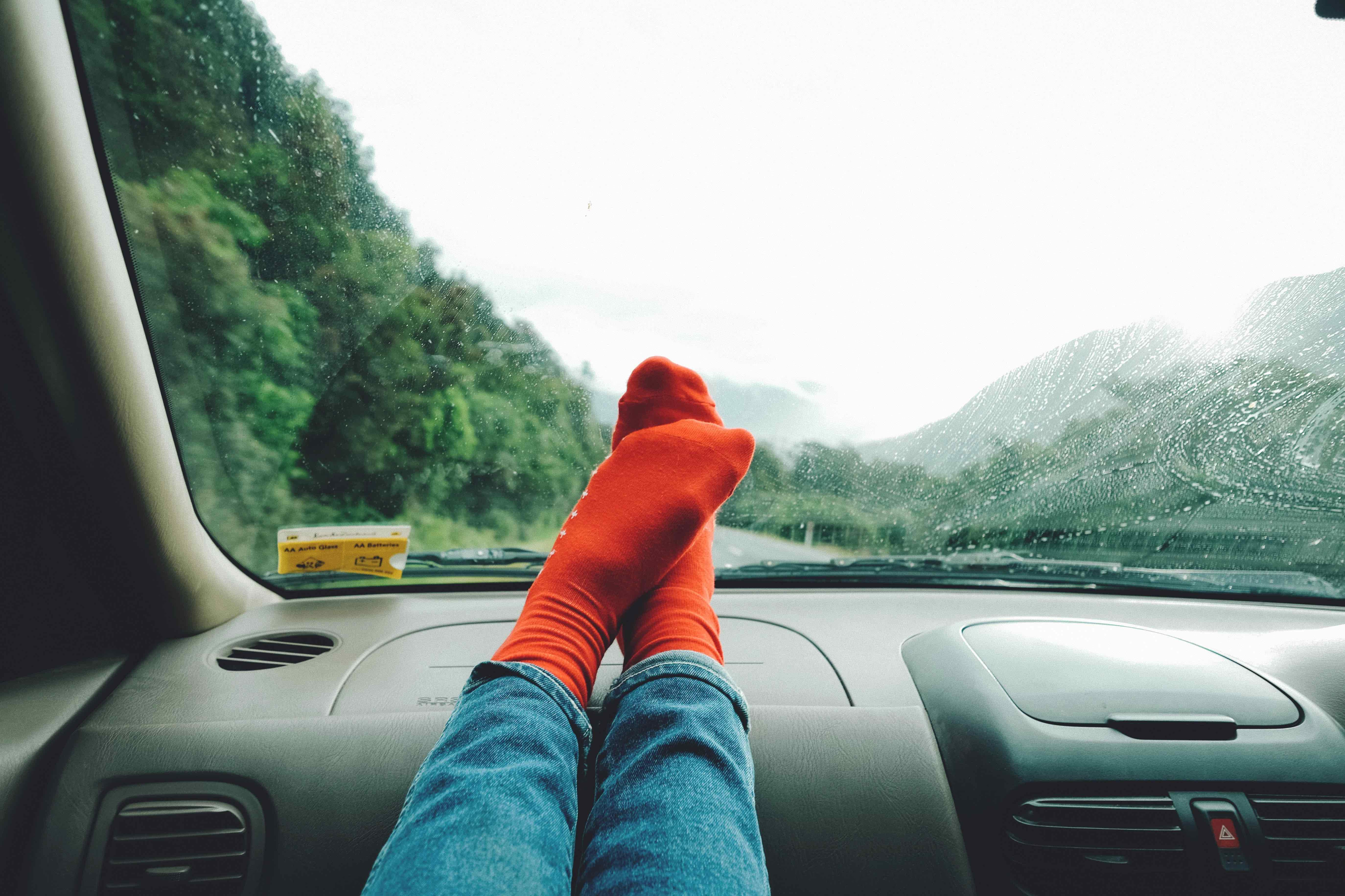 Road Trip Diversions