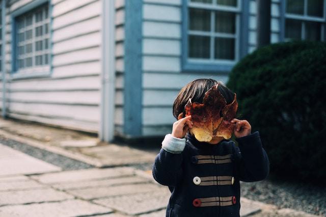 child-leaf