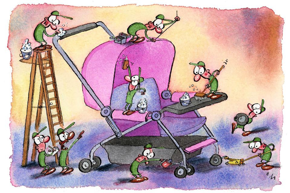 stroller-repair